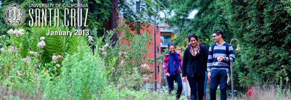 January 2013 - UCSC Newsletter
