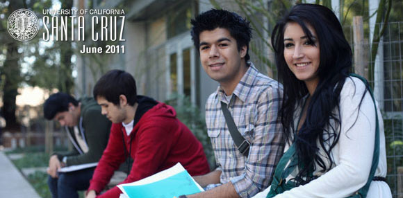 UC Santa Cruz - June 2011 Newsletter