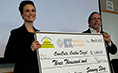 carecuts caitlin deigel accepts three thousand dollar check