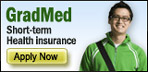 GradMed Short-term Health Insurance