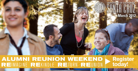 UC Santa Cruz - Reunion Weekend
