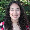 LOA scholar Margarita Gutierrez