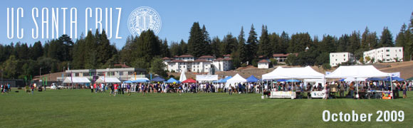 UC Santa Cruz - Newsletter - October 2009