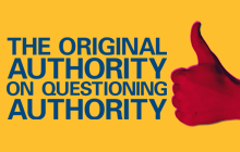 The Original Authority on Questioning Authority