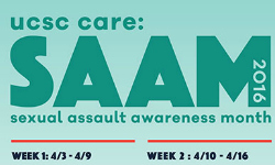Students organize sexual assault awareness events