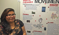 Community studies majors present field-study findings