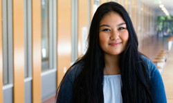 In TEDx talk, student to focus on tech's gender gap