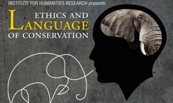 Group to explore ethics, language of conservation