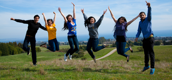 Tomorrow is Giving Day, a 24-hour online fundraising drive to support UC Santa Cruz students, faculty, and campus programs. (Photo by Carolyn Lagattuta)