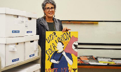 'Nuestra Historias' features rich legacy of campus past
