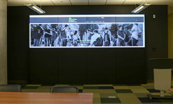 McHenry Library  boasts new visualization spaces