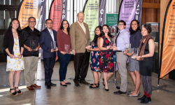 Achievements in diversity, inclusion honored