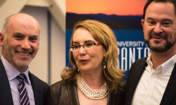 Giffords joins benefit for Zimmerman scholarship