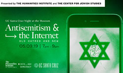 Event to spotlight anti-Semitism and the internet