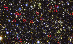 Early galaxies reveal clues about a transformation